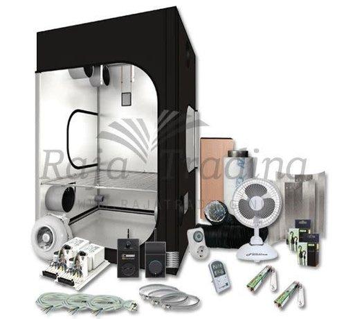 Secret Jardin DR150 R3.0 Growbox Komplett Set 2x600 Watt 150x150x217