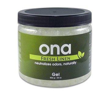 Ona Gel Fresh Linen 1 liter pot