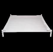 Fertraso Kleines Kräutertrockengestell Quadratisch 70x70 cm