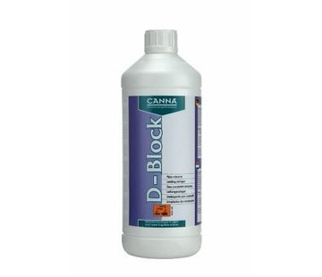 Canna D Block (Systemreiniger) 1 Liter