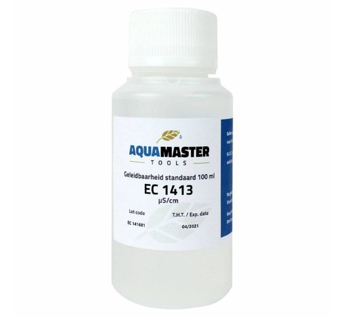 Aqua Master Tools EC Eichflüssigkeit 1413 100 ml