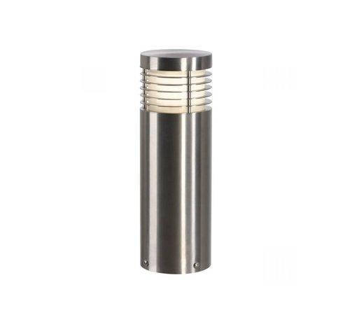 SLV Außen-Sockelleuchte Vap Slim 30 - Edelstahl