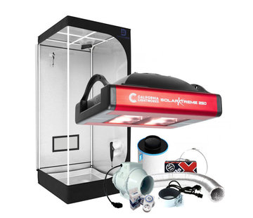 DiamandBox SL80 California Lightworks SolarXtreme 250 Watt LED Set