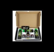 BAC Organic Starter Kit Groß Pflanzennahrung für 1m²