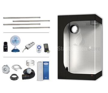 Secret Jardin Hydro Shoot 120 Budget Growbox Set LED