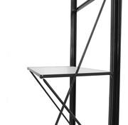 ACD Aluminium / RAL Farbe Urban Regale 71.5 x 32 cm