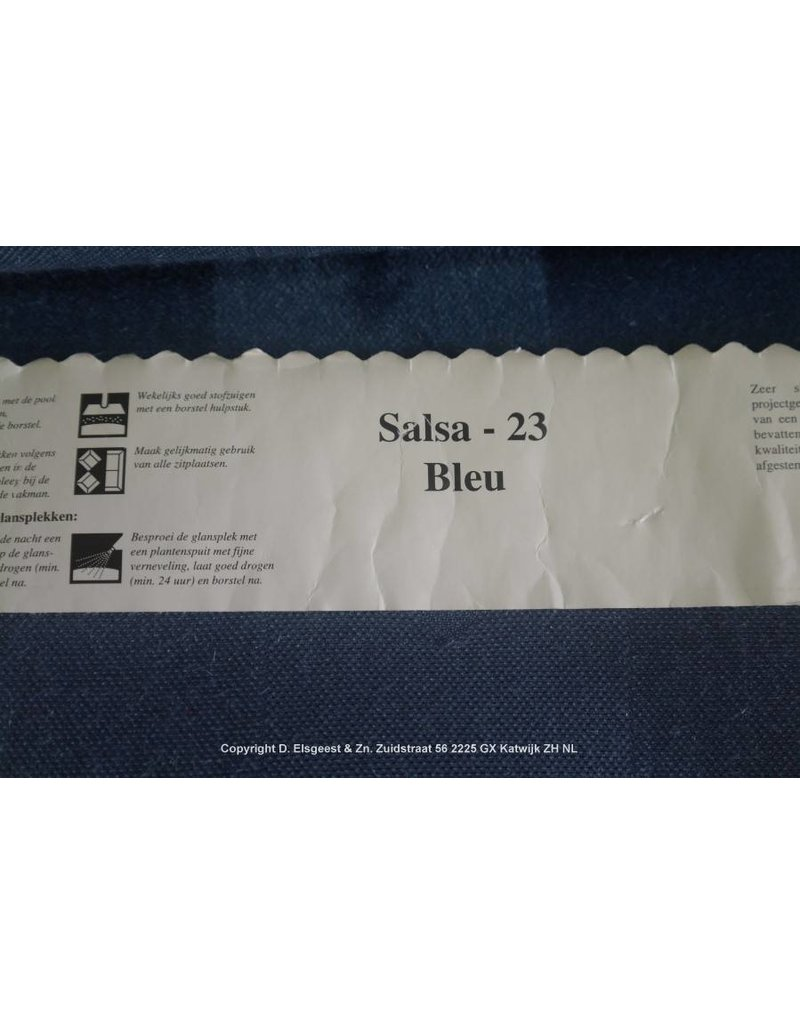 Design Collection 4 Salsa 23 Bleu