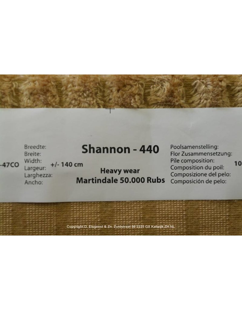 Shannon 440