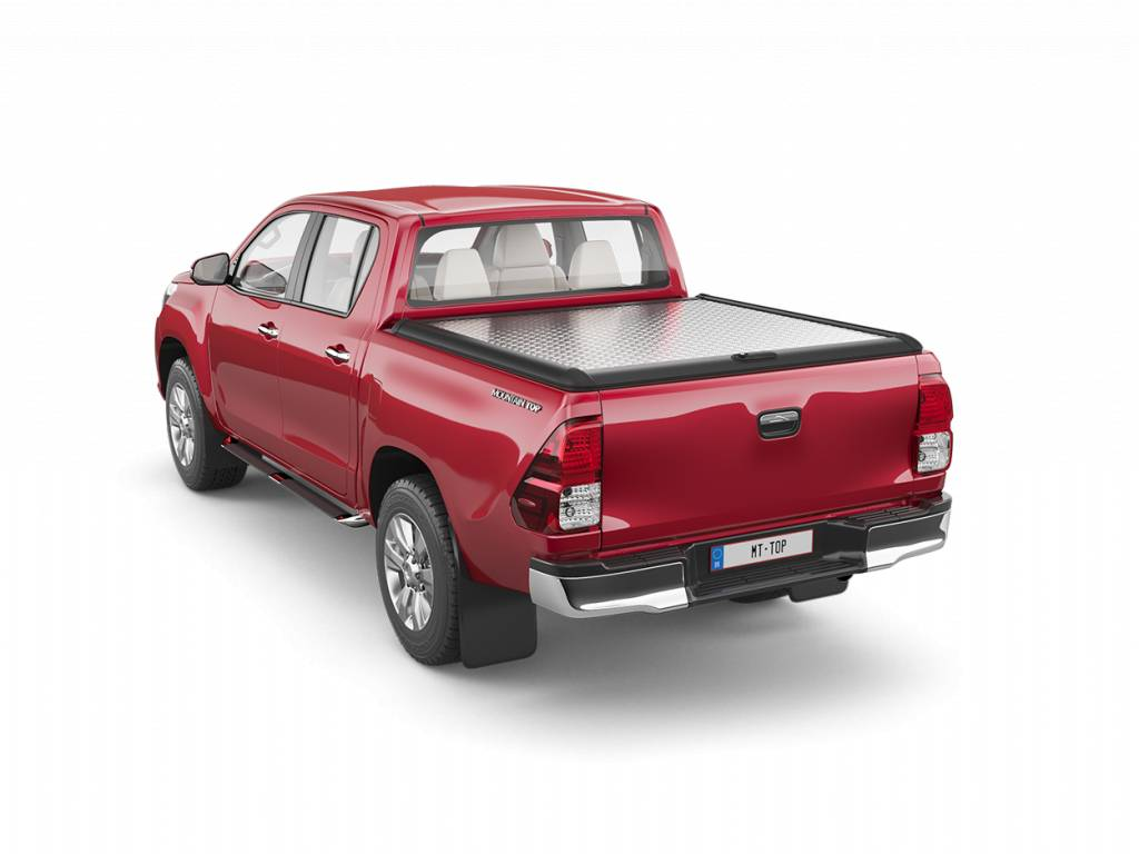 Mountain Top Style Tonneau Cover - Ford Ranger  - 2011+