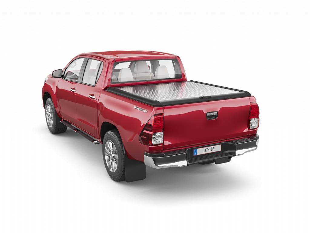 Mountain Top Style Tonneau Cover - Volkswagen Amarok - Dubbel Cabine