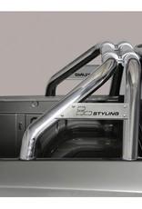 Stylingbar 76mm - Mitsubishi L200 - Dubbel Cabine - 2015+