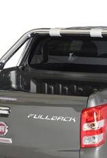 Styling bar 76mm - Fiat Fullback - Dubbel Cabine - 2016+