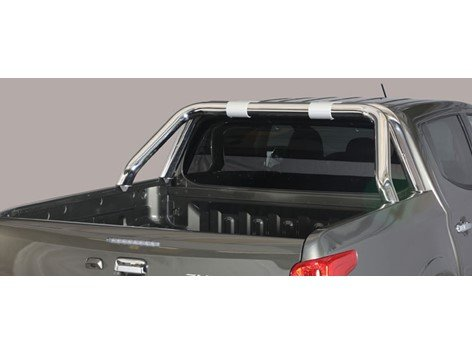 Stylingbar 76mm - Toyota Hilux - Dubbel Cabine -2016+