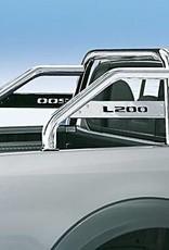 Stylingbar 60mm - Mitsubishi L200 - Dubbel Cabine - Crew Cab - 2009 tot 2015