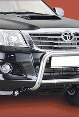 Pushbar 60mm - Toyota Hilux - Dubbel Cabine - Extended Cab -  2006+