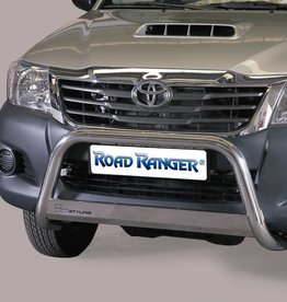 Pushbar breed 63mm - Hilux DC/XC - 2006+