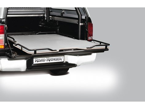 Uitschuifbare lade - Toyota Hilux - Extended Cab - 2006+