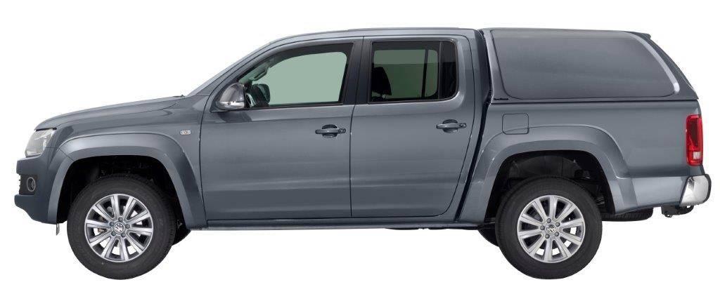 Hardtop RH4 - Volkswagen Amarok - Dubbel Cabine