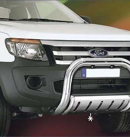 Pushbar RVS - Ranger - 2012+
