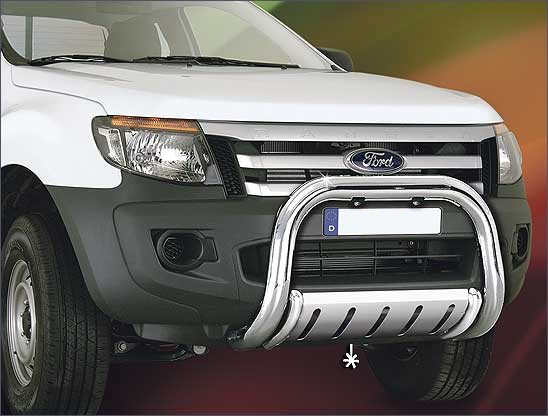 Pushbar RVS - Ford Ranger - 2012+