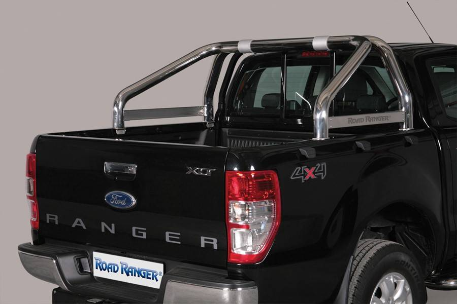 Stylingbar 76mm - Ford Ranger - Extended Cab - Dubbel Cabine - 2012+