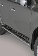 Sidebar ovaal - Ford Ranger - Extended cabine