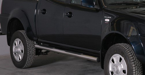Sidebar rond - Ford Ranger - Extended Cabine