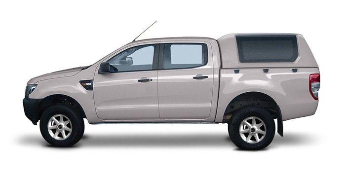 Hardtop RH3 - Ford Ranger - Extended Cab