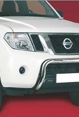 Beschermingsbeugel 60mm - Nissan D40 Dubbel Cabine - 2005 / 2015