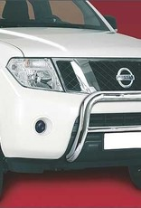 Pushbar 76mm - Nissan D40 King Cab/Dubbel Cabine - 2005 tot 2015