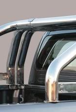 Stylingbar 76mm - Nissan D40 King Cab/Dubbel Cabine - 2005 tot 2015