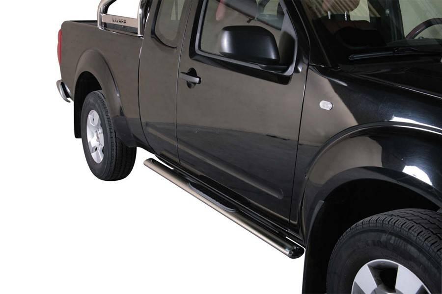 Sidebar ovaal 2 - Nissan D40 King Cab - 2005 tot 2015