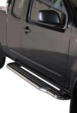 Sidebar plat - Nissan D40 King Cab - 2005 tot 2015