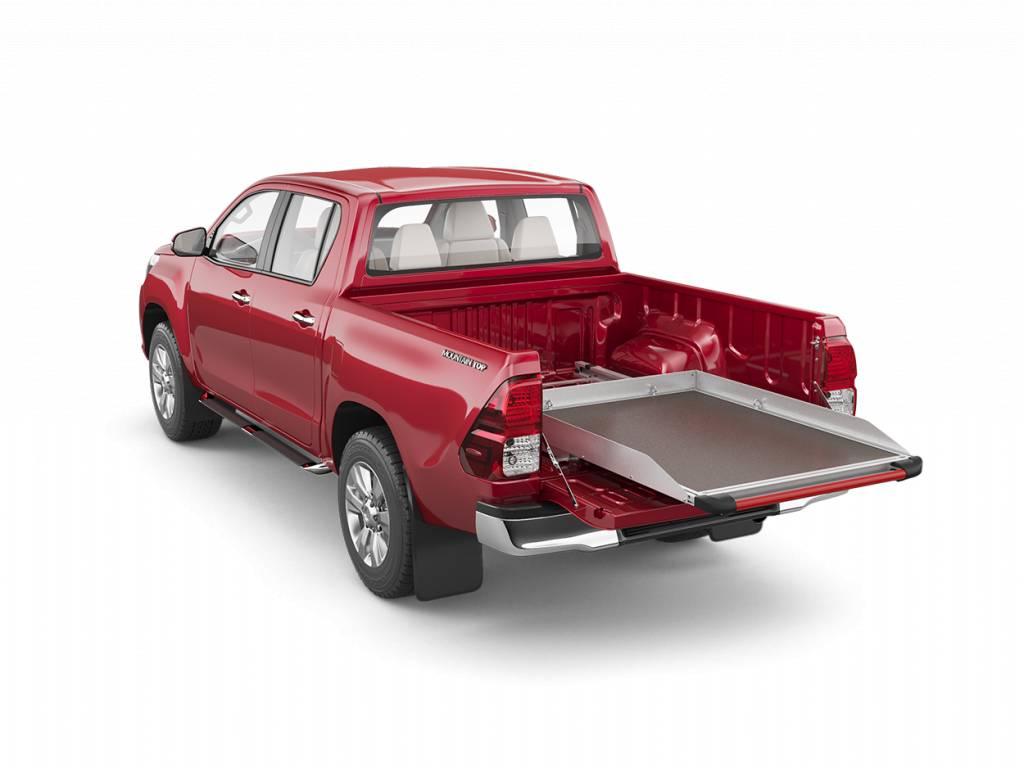 Mountain Top Slide - Isuzu D-Max - Extended Cab - 2012+