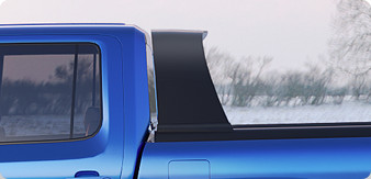 Mountain Top Alu Bar - Volkswagen Amarok - Dubbel Cabine