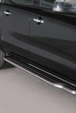 Sidebar plat - Ford Ranger - Dubbel cabine