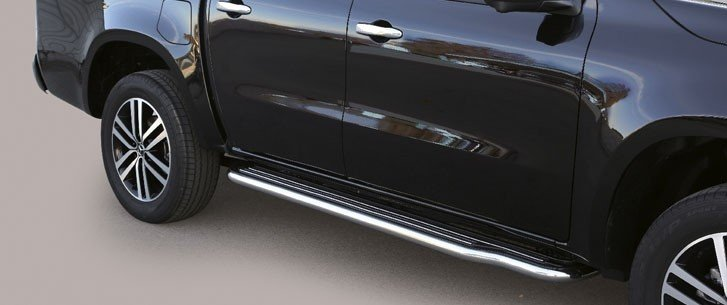 Sidebar plat - Mercedes X-Klasse