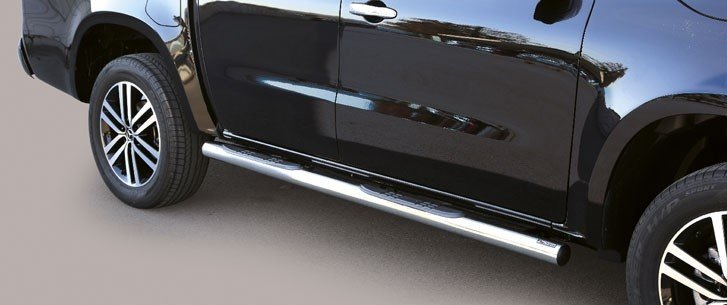 Sidebar rond - Mercedes X-Klasse