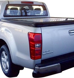 Alu Cover - D-max Space Cab - 2012+