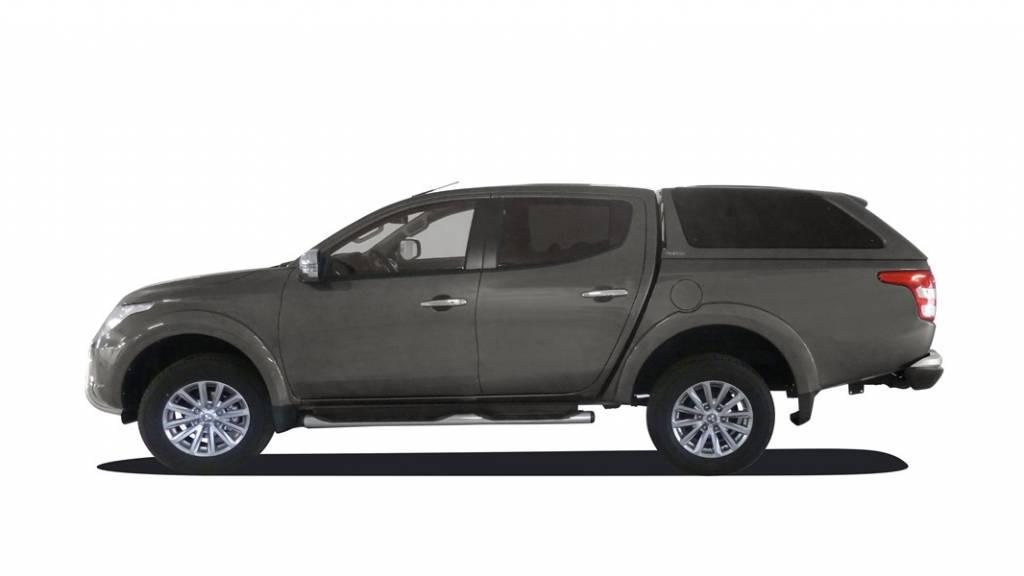Hardtop RH4 - Renault Alaskan - Dubbel Cabine