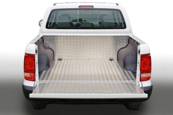 Mountain Top Alu Liner - Ford Ranger - Dubbel Cabine - 2011+