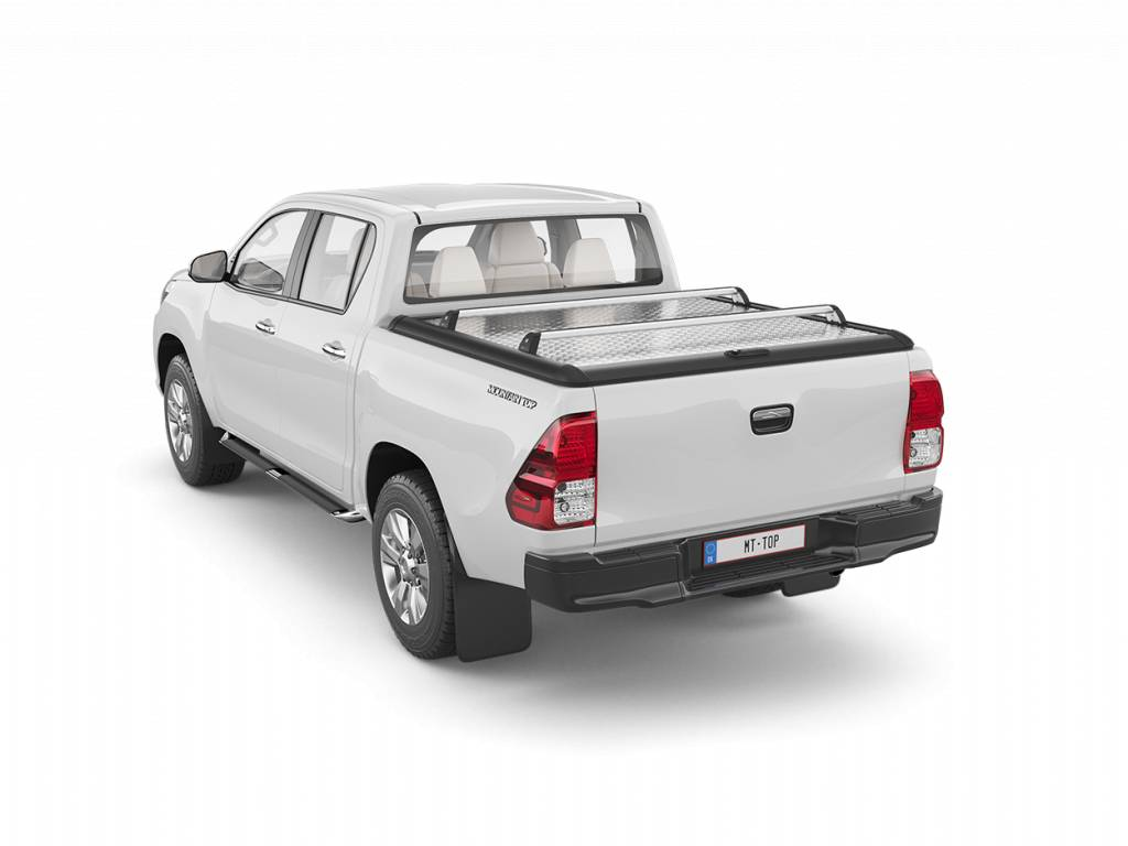 Mountain Top - Cargo Carrier - Isuzu D-Max