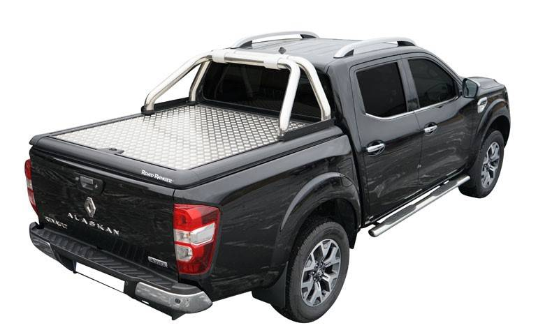Road Ranger - Alu Cover - Renault Alaskan - Dubbel Cabine