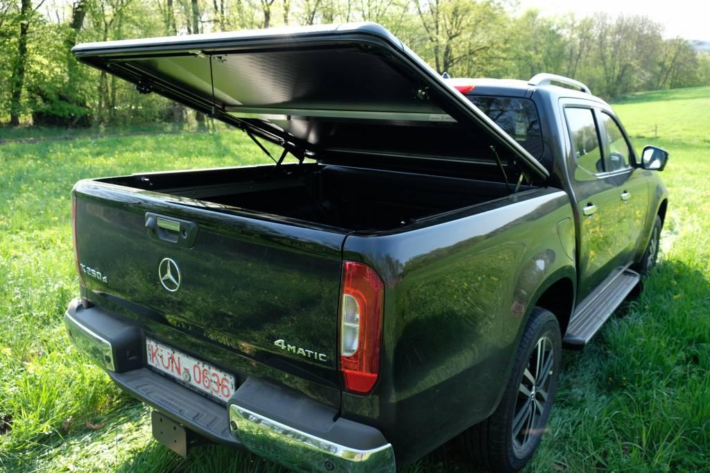 Road Ranger - Alu Cover - Mercedes X-Klasse - Dubbel Cabine