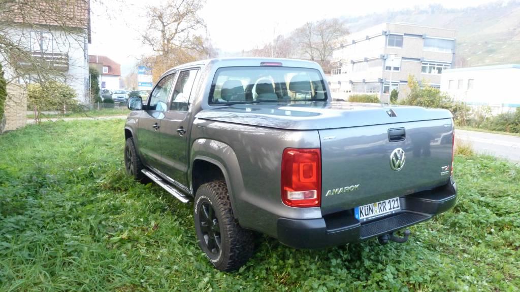 Road Ranger Sportcover - Volkswagen Amarok DC