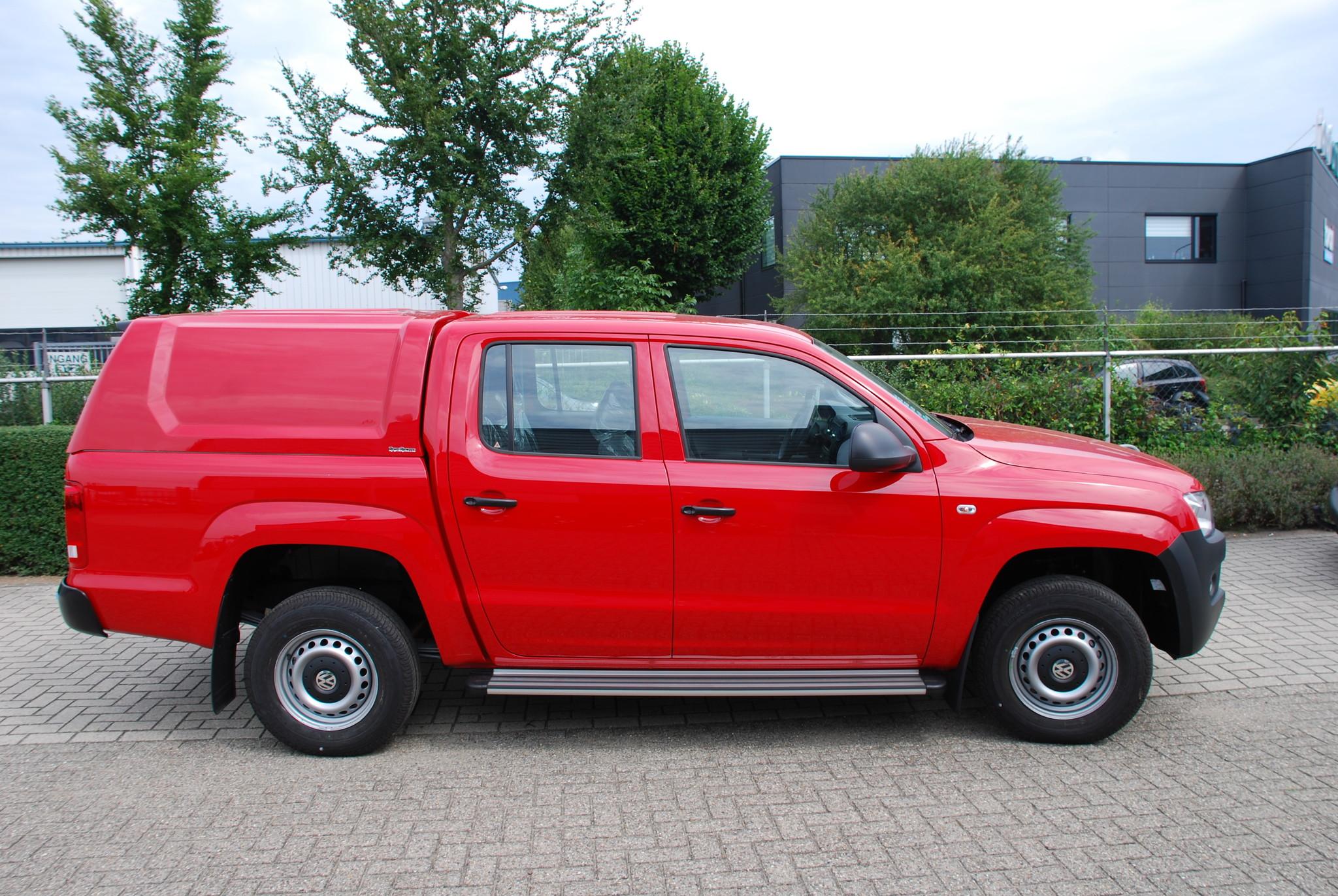 Hardtop RH3 - Volkswagen Amarok - Dubbel Cabine