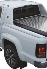 ALUMINIUM TONNEAU COVER VOLKSWAGEN AMAROK DBLE CAB V6 (COMPATIBLE OE ABS SPORT BAR)