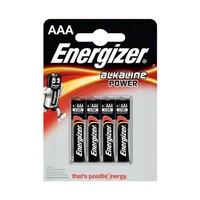 Energizer 4xAAA batterijpack