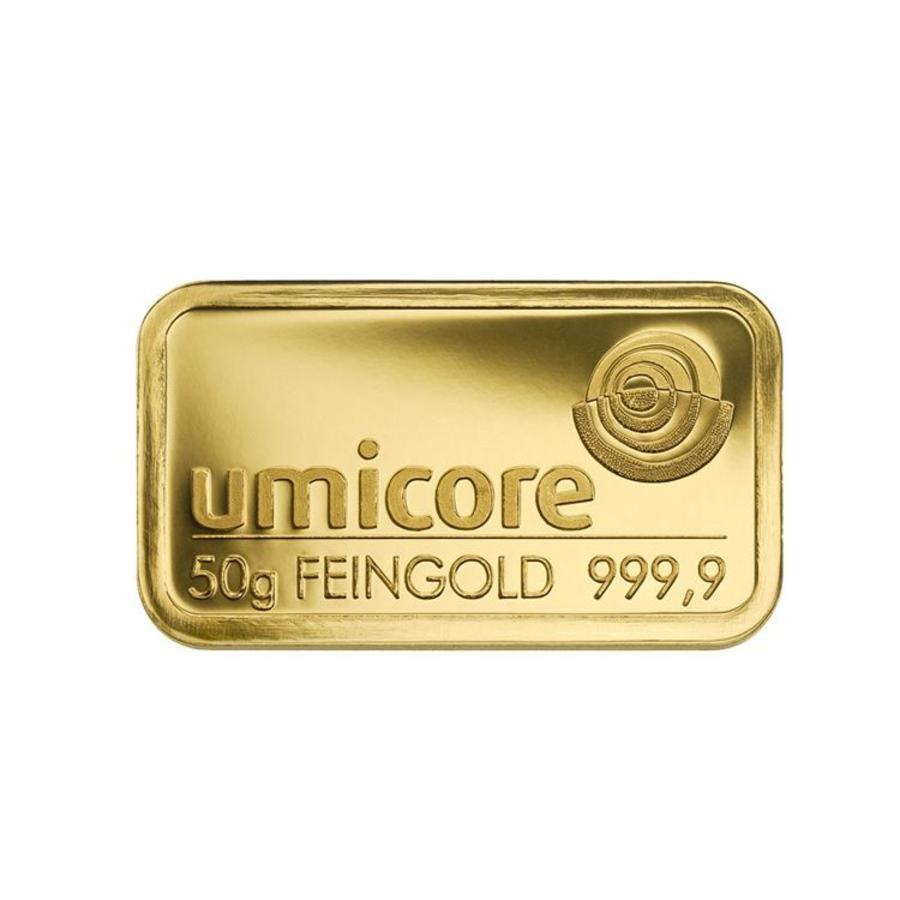 Goudbaar 50 gram
