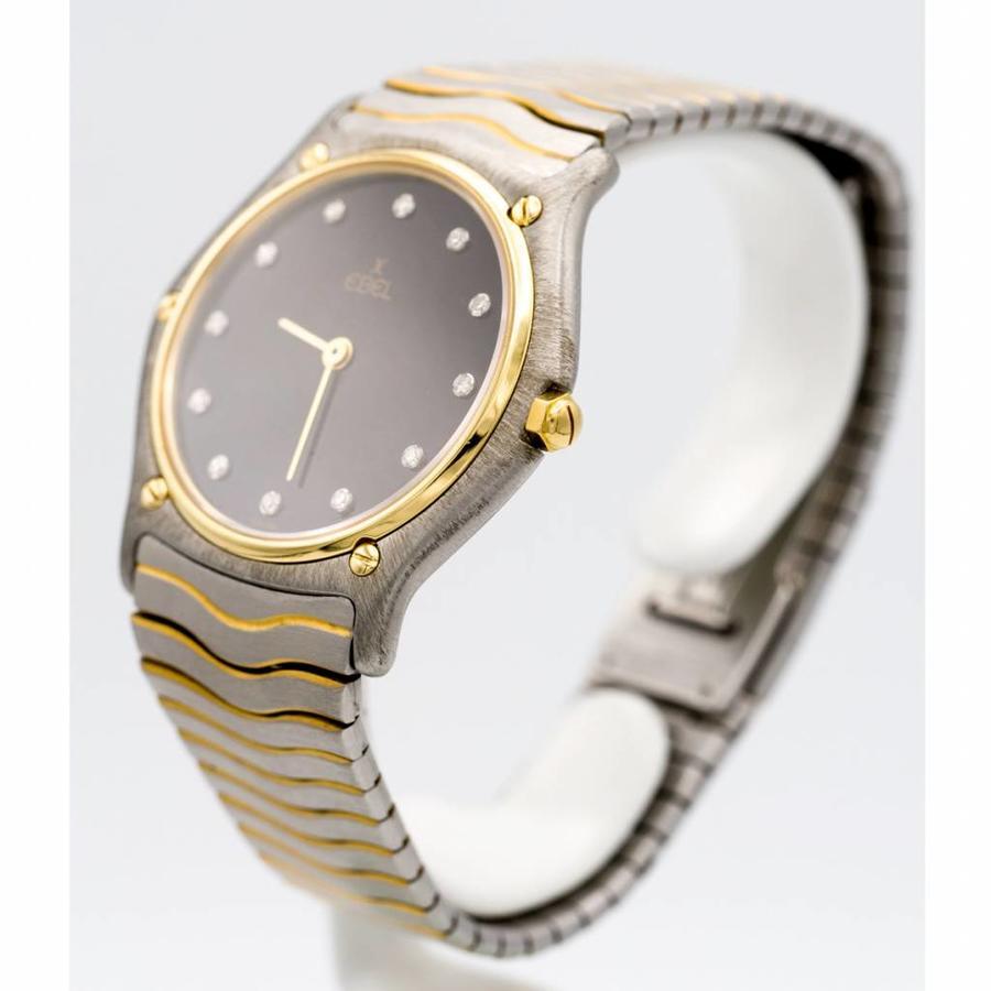 Classic Wave Diamond Dial
